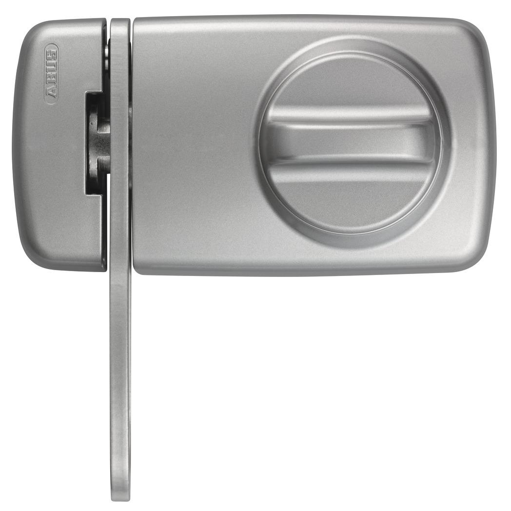 Abus Zusatzschloss 7030 Ek M Zylinder Ec550 Sperrbugel Silber