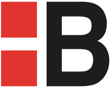 EUROBAT Einsteckschloss Buntbart (BB) Klasse 1 Falle/Riegel Kunststoff