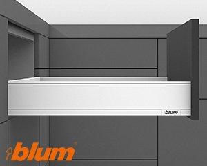 Blum LEGRABOX pure | free Zargenführungssystem