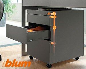 Blum CABLOXX Verriegelungssystem