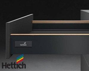 Hettich InnoTech Atira Zargenführungssystem