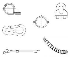 Schellen | Kabelbinder