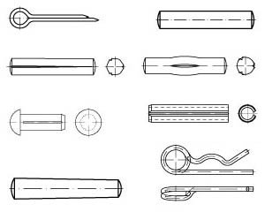 Stifte | Zylinderstifte | Splinte