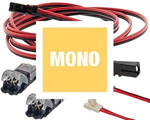 SIRO Stecker & Kabel für MONO Lichtprodukte