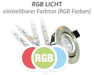 SIRO RGB Serie Special Lighting